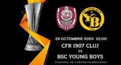cfr cluj vs young boys